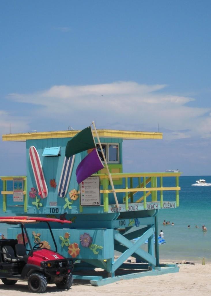 South Beach Miami.