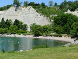 Scarborough Bluffs, Toronto, Ontario