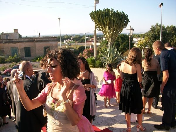 A wedding near Marsala.