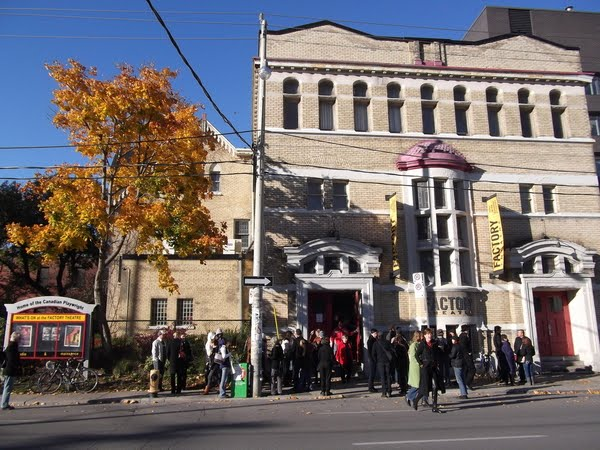 Factory Theatre, Toronto.