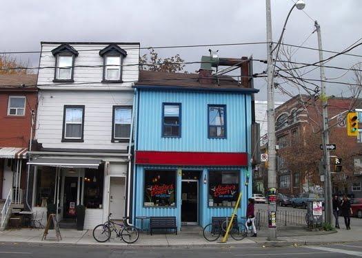 Sadies Diner, Toronto.
