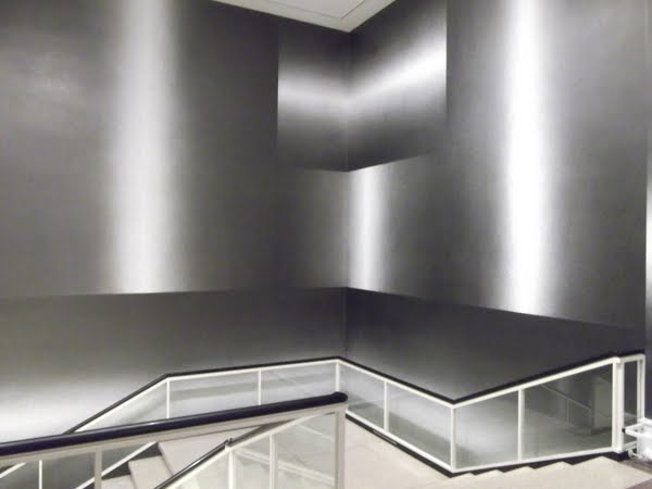 New Sol LeWitt installation at Albright-Knox.
