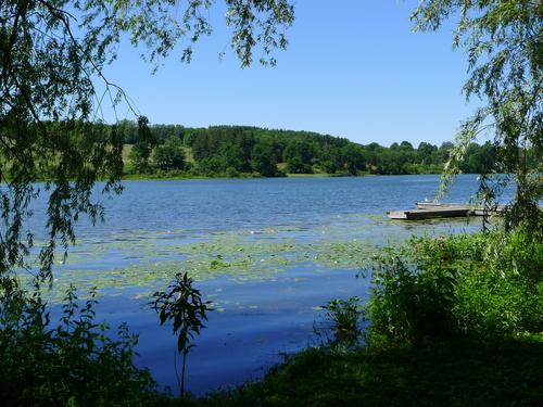 Cassadaga Lake, New York.