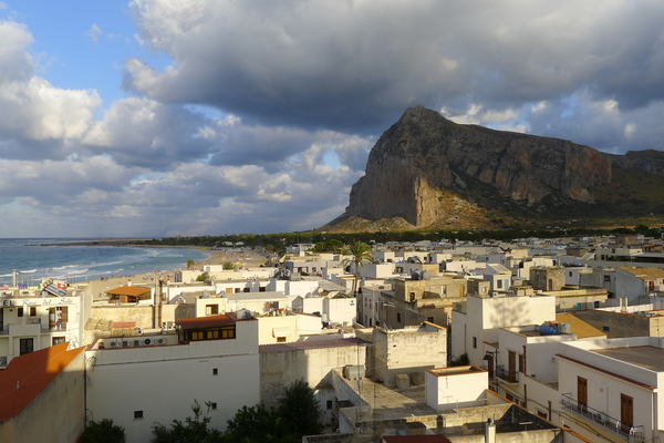 The popular beach town of San Vito lo Capo, Sicily, hosts an annual Cous Cous Festival.