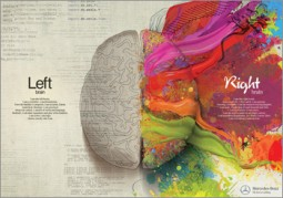 Are you a right-brained traveler?