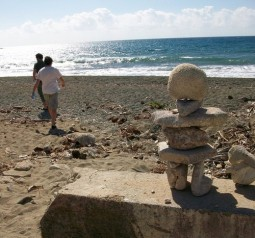 Canucks, inukshuks and Cuba