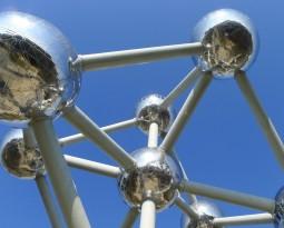 Brussels' fabulous Atomium