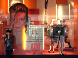 David Bowie is at the Art Gallery of Ontario