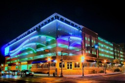 Atlantic City's cool new Arts Garage