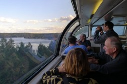 Montreal to New York City by train: Amtrak's Adirondack route
