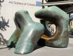 ArtSmart Roundtable: Francis Bacon & Henry Moore: Terror and Beauty at AGO, Toronto