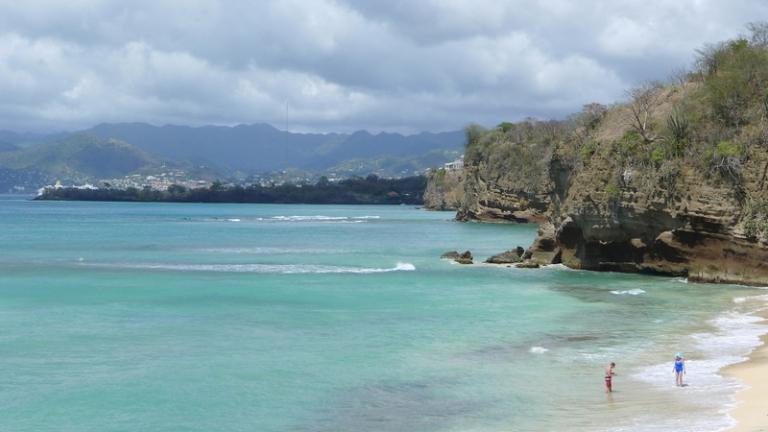 Magazine Beach, Grenada