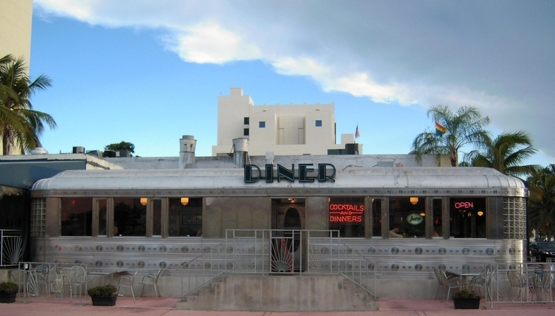 11th Street Diner, South Beach