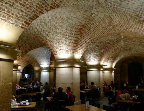 Cafe Crypt