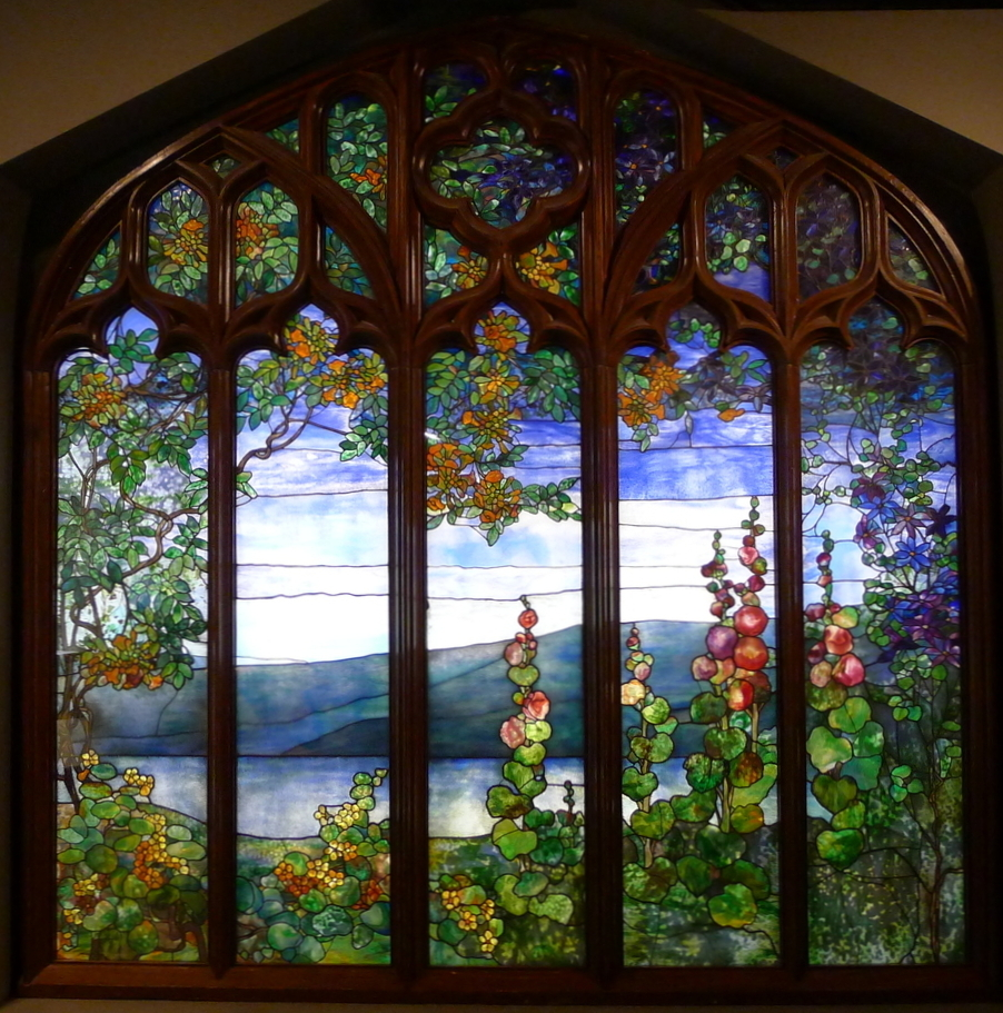 Tiffany Window 1905