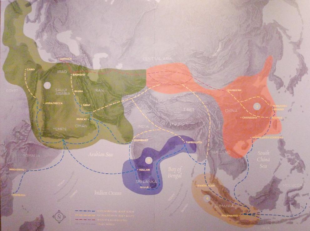 Maritime Silk Route
