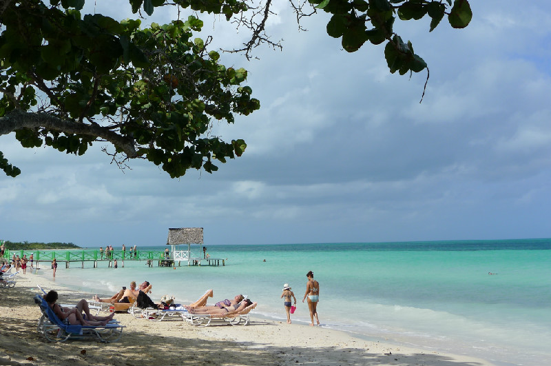 Beach Cayo Coco