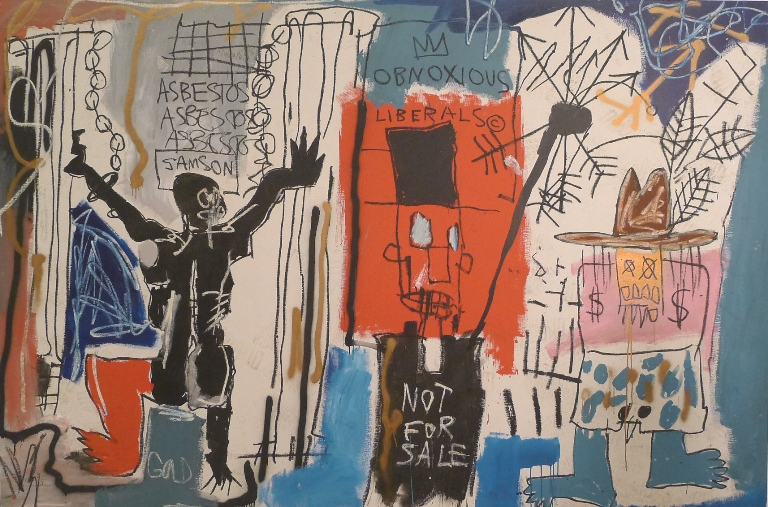 Obnoxious Liberals Basquiat