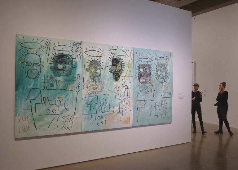 Six Crimee 1982 Basquiat