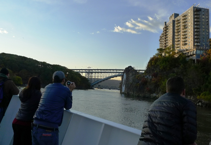 Scenery on Harlem River