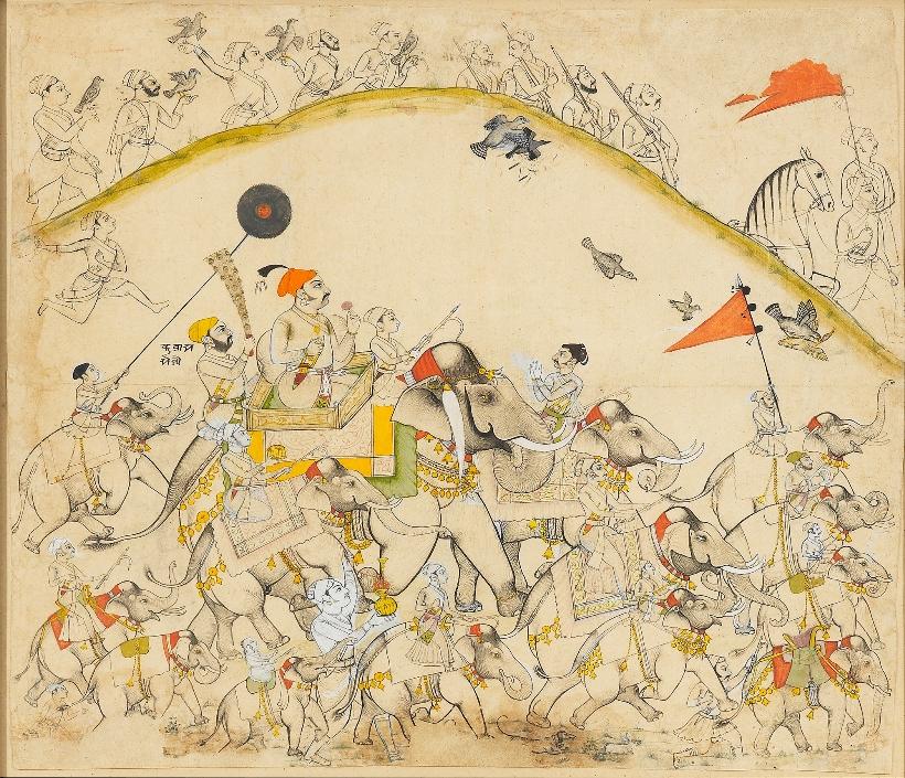 Maharaja Raj Singh