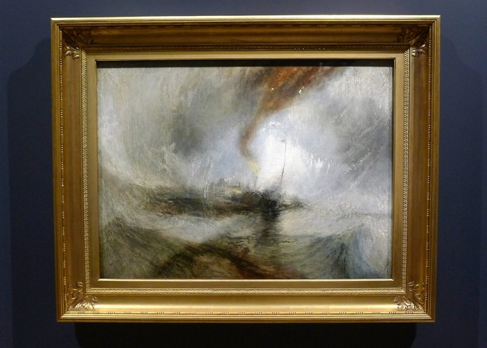 Snow Storm, Turner
