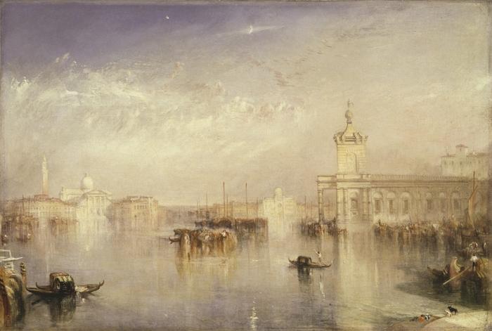 Venice painting Turner