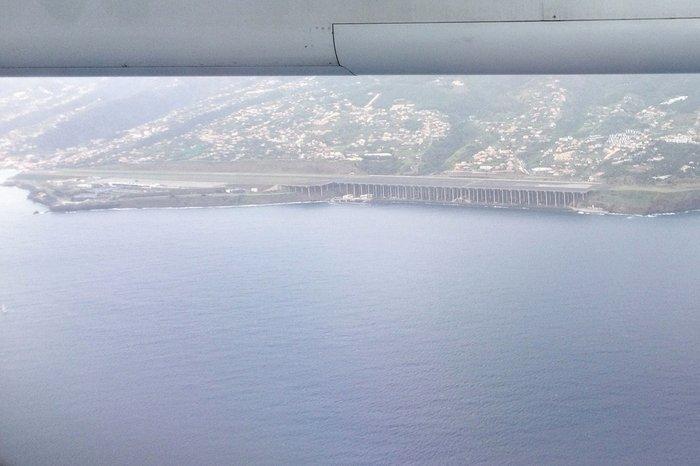 Funchal Runway