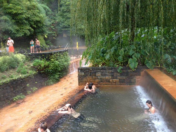 Hot Springs Furnas