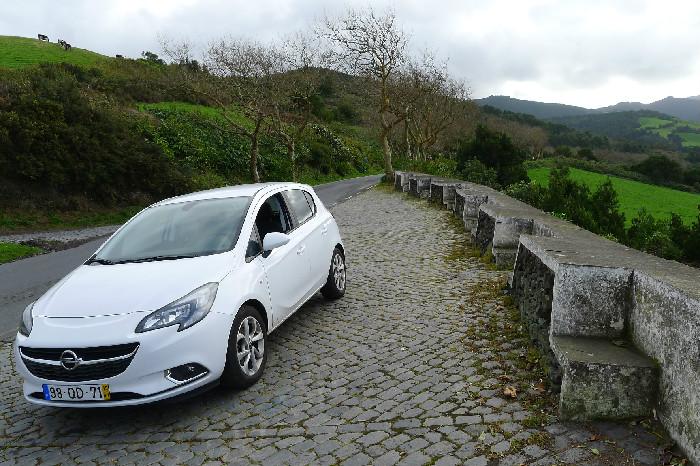 Road Trip Sao Miguel Azores